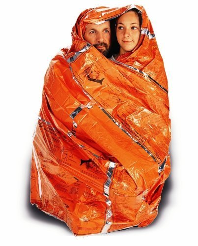 Adventure Medical Kits Heatsheets Survival Blanket For Two Person, (Pack of 2) by Adventure Medical Kits ()