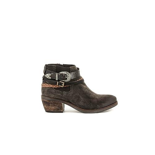 Alpe - Botines Mujer, Color, Talla 37 EU: Amazon.es: Zapatos y complementos