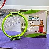 Prosperity Bee Pilates Ring Premium Yoga Fitness