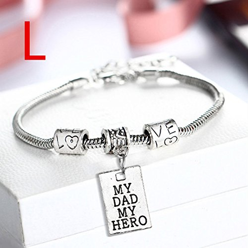 Members Bracelet Bracelet Love L Love Heart Pendant Mayshow Words Family 8FtwxqFZE