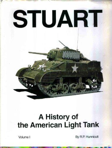 (Stuart: A History of the American Light Tank: 001)