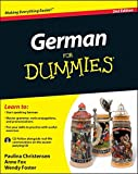img - for German For Dummies, (with CD) book / textbook / text book