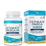 Best Fish Oil For Kids - Nordic Naturals - Ultimate Omega Junior, Support Review
