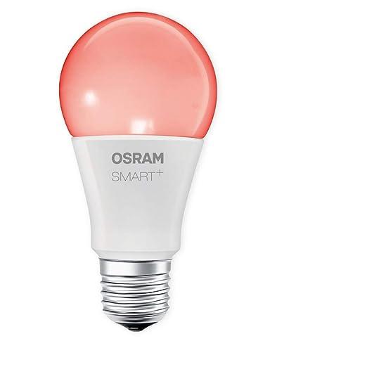 LED RGBW E27 10W 60W RGB dimmbar Apple HomeKit Siri iOS kompatibel OSRAM SMART