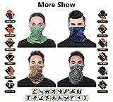 headband Wide Headbands Scarf Head Wrap Mask Neck