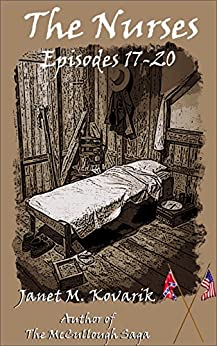 The Nurses: Episodes 17-20 by [Kovarik, Janet]