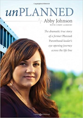 Image result for abby johnson unplanned