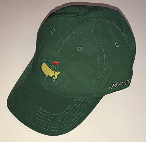 Masters Caddy Hat - Masters golf hat green performance caddy hat new 2018 Masters pga
