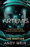"""Artemis"" av ANDY WEIR"