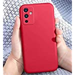 Winble Back Case Cover for OnePlus 9 Back Cover Case Camera Protection Soft Silicon Protective Back Cover Designed for…