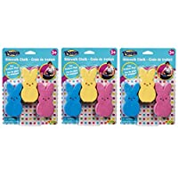 Little Kids Peeps Sidewalk Chalk (3 Pack)