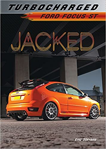 Jacked: Ford Focus St (Turbocharged): Amazon.es: Eric Stevens: Libros en idiomas extranjeros