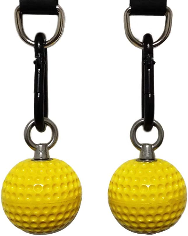 Parallel Halo Pull Up Ball Full Upper Body and Core Workout Rock Climbing and Bouldering Training Tool Non Slip Hand Grips Strength Trainer for BJJ and Fitness Pinch Grip Training