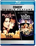 Practical Magic / The Witches of Eastwick (Double Feature) [Blu-ray] by Warner Home Video