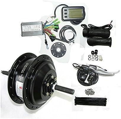 GZFTM Kit eléctrico de la conversión de la Bicicleta del Equipo ...