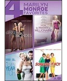 Marilyn Monroe: 4 Favorites