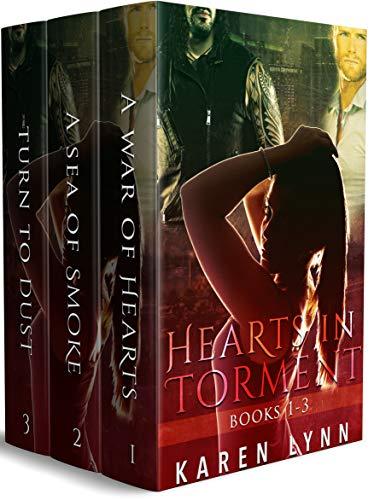 Hearts in Torment box set: A Dark Romance Psychologcial Thriller