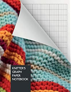 Knitting Knitting Design Graph Paper 40 Stitches 50 Rows