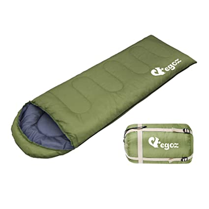 Peanut Por Egoz Fácil de cargar cálido adulto Saco de dormir al aire libre Deportes Cabañas Senderismo Con bolsa de transporte