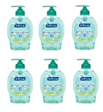 Softsoap Antibacterial Liquid Hand Soap, with Moisturizers, 7.5 Oz. Pump (Pack of 6) (Fresh Citrus)