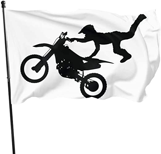 Oaqueen Banderas, Got Dirt Bike Motocross Decorative Bandera del ...