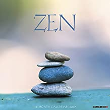 Zen 2019 Wall Calendar
