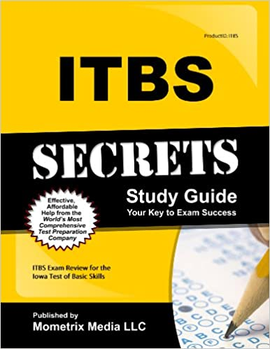 Book ITBS Secrets Study Guide: ITBS Exam Review for the Iowa Test of Basic Skills