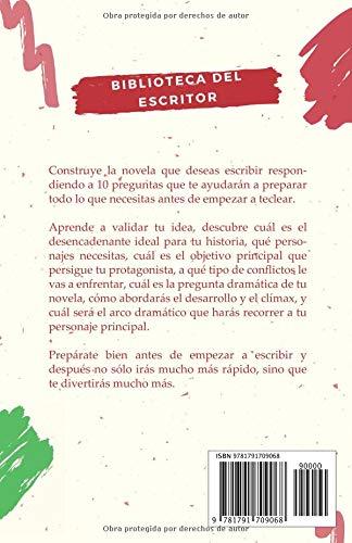 Cómo construir tu novela en 10 preguntas (Biblioteca del escritor) (Spanish Edition): Ana Bolox: 9781791709068: Amazon.com: Books