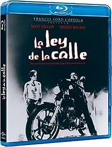 La Ley De La Calle [Blu-ray]