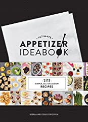 Ultimate Appetizer Ideabook is a cook's gold mine. Chock-a-block with updated classics, modern-day favorites, and totally unique recipes for hosts of all skill levels, every single preparation is photographed so party planners can envision th...