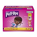 Pull-Ups Training Pants with Learning Designs for Girls, 3T-4T, 66 Count (Packaging May Vary): more info