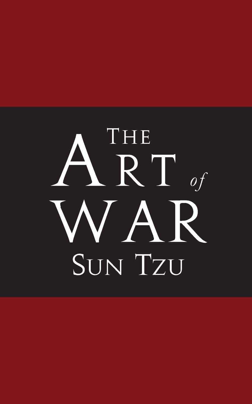 Image result for The Art of War by Sun Tzu.