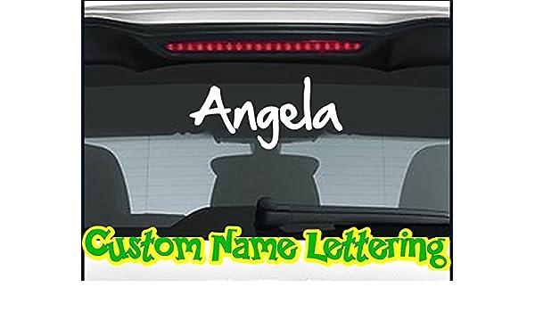 Custom Sticker Custom Text Personalized Decal Custom Decal Car Decal Vinyl
