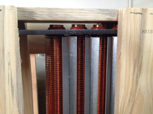 ETNA Heat Exchanger 1020/1060 #002862F Copper Replacement by Etna