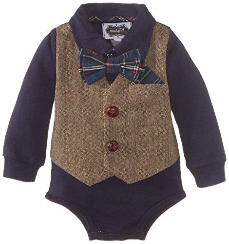 Mud Pie Baby-Boys Newborn Vest One Piece