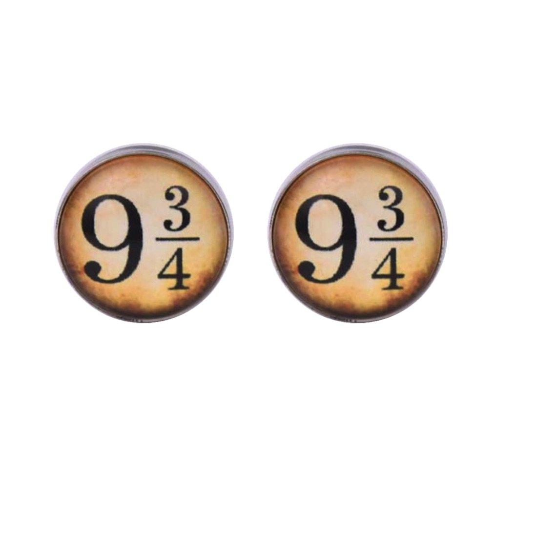 Official Harry Potter Platform 9 3//4 Cufflinks