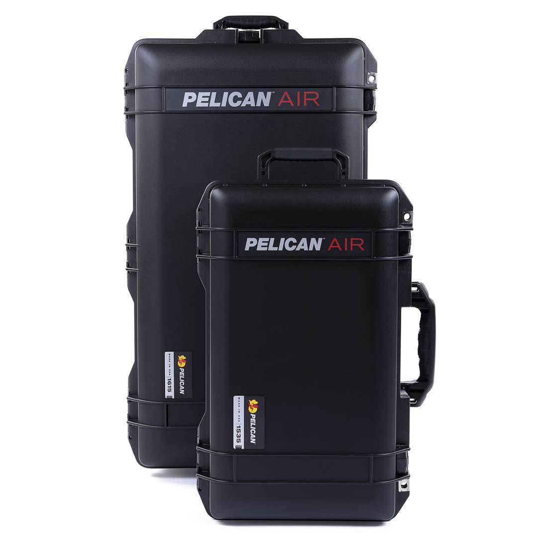 コンボパッケージの1 – Pelican 1615 & 1 – Pelican 1535 Air Cases。ケースは、空。   B01MY470C1