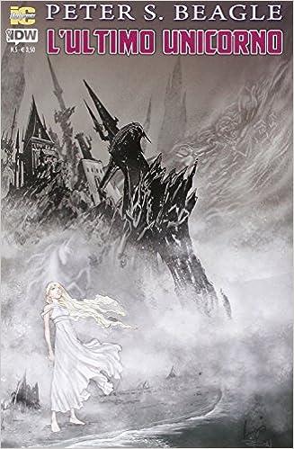 Book L'ultimo unicorno vol. 5