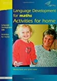 Language Development for Maths, Marion Nash and Jackie Lowe, 1843121727