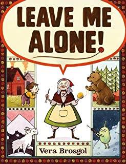 Book Cover: Leave Me Alone