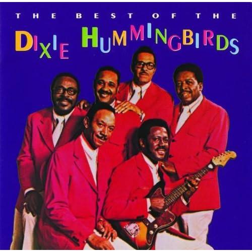 Dixie hummingbirds gospel singers are