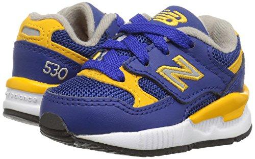 New Sneaker Bleu Balance Kl530lbp jaune Enfant FqwFraOf