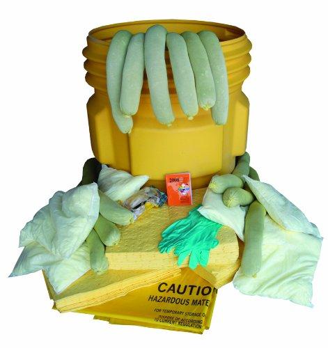 Oil-Dri L90765 65 gallon Hazardous Material Spill Kit