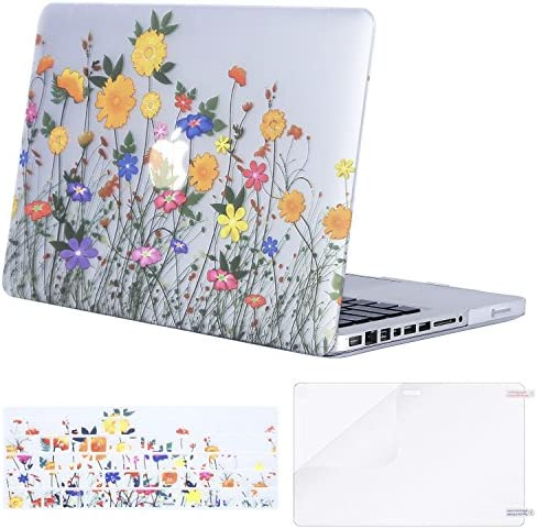 MOSISO Keyboard Protector Compatible Sunflower