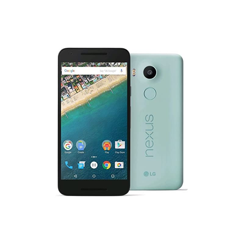 LG Nexus 5X H790 32GB Unlocked Smartphone for all GSM + CDMA Carriers (AT&T, T-Mobile, Verizon, Sprint) w/ 4G LTE & 12MP Camera (Certified Refurbished)