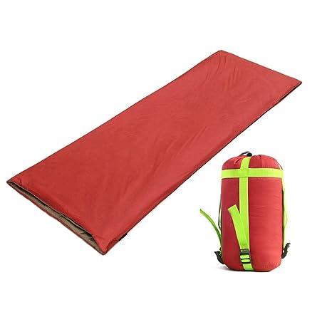 QFFL shuidai Saco de Dormir Adulto Primavera Camping Saco de Dormir Anti-frío Saco de