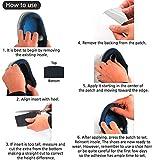 Shoe Heel Wear Hole Prevention Patch Insert/Repair