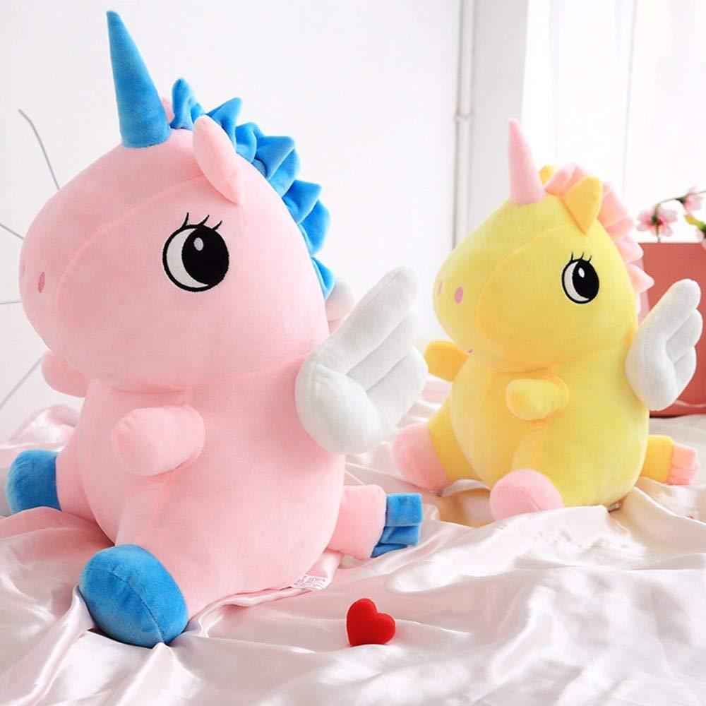 Amazon.com: GOOGEE - Animal de unicornio con peluche, diseño ...