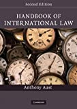 img - for Handbook of International Law by Anthony Aust (2010-04-30) book / textbook / text book