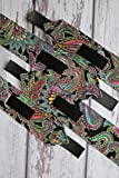 Polo Wraps/Stable Wraps, Set of 4 Radiant Paisley